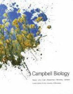 $35 OBO Campbell Biology, 9th edition, University of Minnesota