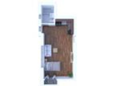 The Max Apartments - Studio Floor Plan S2