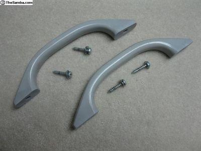 pair cab door pull handle for split-Bus
