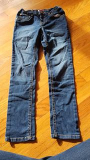 Girls size 8 skinny children place Jean's