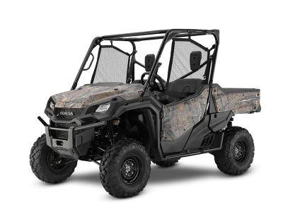 2016 Honda Pioneer 1000 EPS Side x Side Utility Vehicles Cedar City, UT