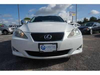 2008 Lexus IS 250, Pearl, Leather   WE FINANCE   1299 down