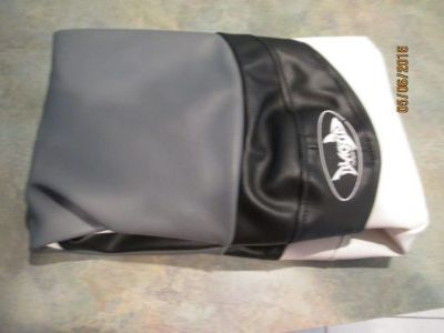 Sell Black White Dark Grey SBT Sea-Doo Custom Seat Cover GTI /Wake /GTR /GTS /GTX 155 motorcycle in Fort Myers, Florida, United States, for US $100.00