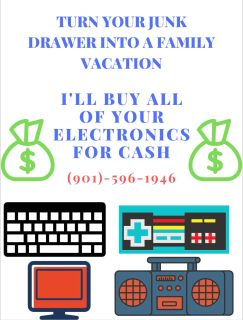 Buying ALL Unwanted Electronics for CASH