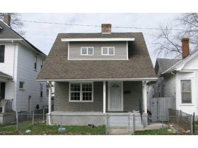 2 Bed 1 Bath Foreclosure Property in Dayton, OH 45403 - S Hedges St