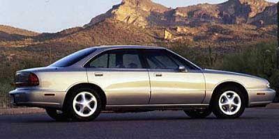 1997 Oldsmobile LSS Base (Red (Met))