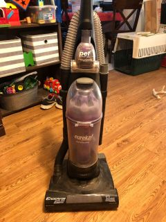 Eureka Vacuum Pet Power