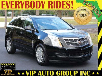 2012 Cadillac SRX Luxury Collection (Black)