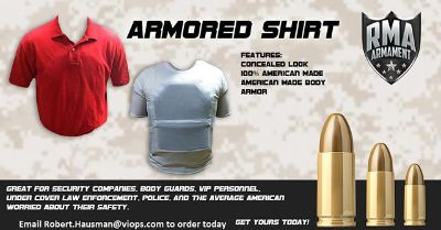 ARMORED SHIRTS