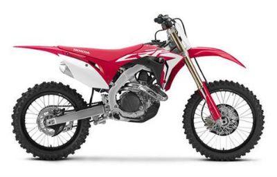 2019 Honda CRF450R Motocross Motorcycles Bessemer, AL