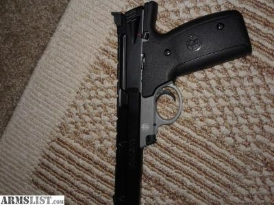 For Sale: .22 s&w pistol