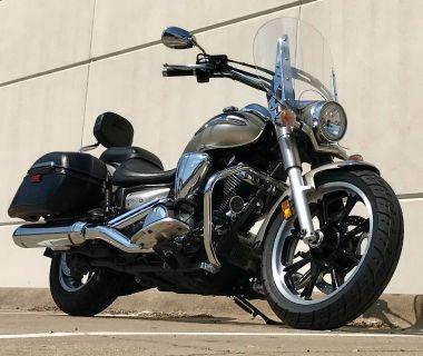 2010 Yamaha V Star 950 Tourer Touring Motorcycles Plano, TX