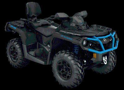 2016 Can-Am Outlander MAX XT 570 Utility ATVs Jesup, GA