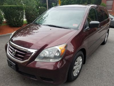 2010 Honda Odyssey LX (Maroon)