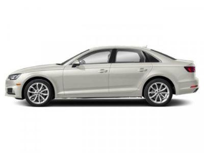 2019 Audi A4 Premium (Ibis White)
