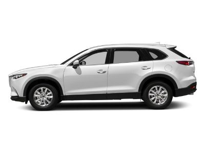 2017 Mazda CX-9 Touring (Snowflake White Pearl Mica)