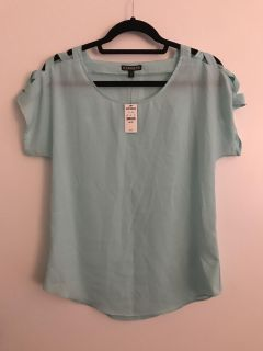 Express Blouse Xs New with Tags