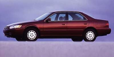 1997 Toyota Camry CE (White)
