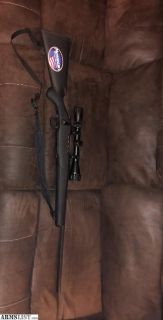 For Sale: .270 Win Mossberg Patriot