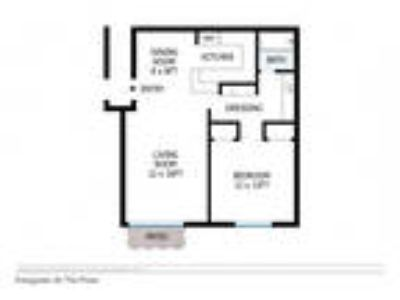 Pines Apartments - 1 BR
