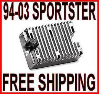 Purchase NEW CHROME 32AMP VOLTAGE REGULATOR 1994-2003 HARLEY SPORTSTER XL 883 1200 motorcycle in Zieglerville, Pennsylvania, US, for US $69.85