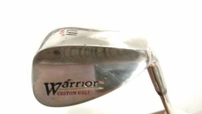 Warrior Lobb Wedge - 60 Degree - Right Handed - Matching Grip