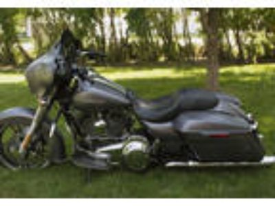 2016 Harley-Davidson FLHX-Street-Glide Touring in Saint Anthony, ID