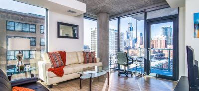 2 Bedroom Apartments in Chicago's The South Loop