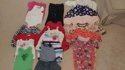 Baby girl clothes!!!