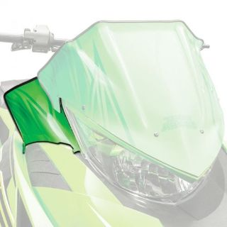 Find Arctic Cat Windshield Green Side Deflectors 2012-2017 ZR F XF M - 7639-385 motorcycle in Sauk Centre, Minnesota, United States, for US $56.99