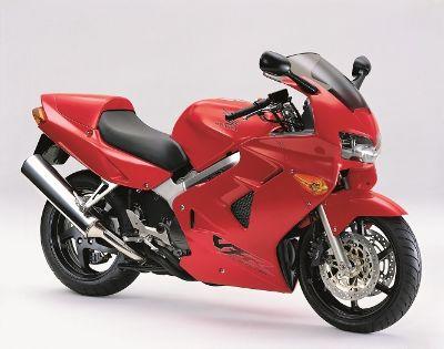 2001 Honda VFR 800 F1X INTERCEPTOR