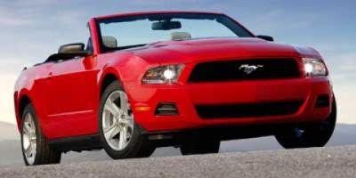 2010 Ford Mustang V6 (Brilliant Silver Metallic)