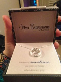 SILVEREXPRESSIONS Y.A.M.S Necklace