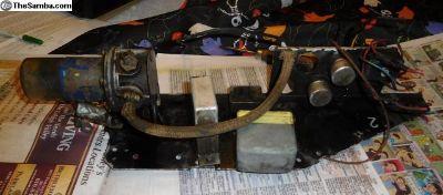 911 Circuitry Parts