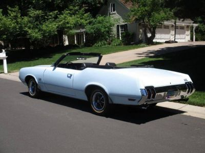 1970 Oldsmobile 442 : Classic Cars For Sale