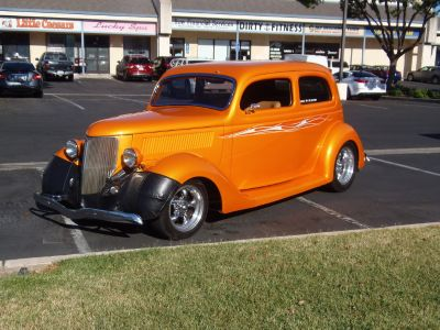 1936 FORD SLANT BACK --NEW LOWER PRICE BY 5500.00