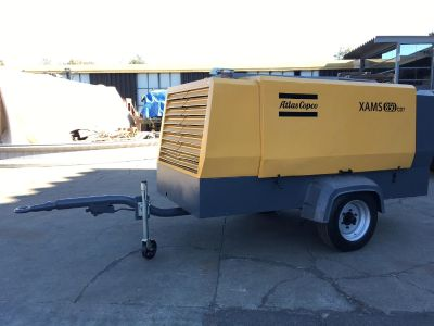 2012 Atlas Copco XAMS850 CD7