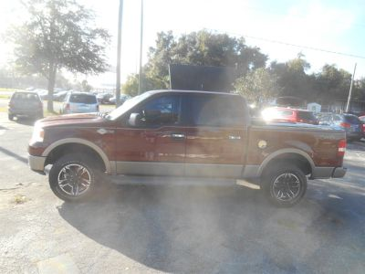2006 Ford F-150 XLT (Brown)