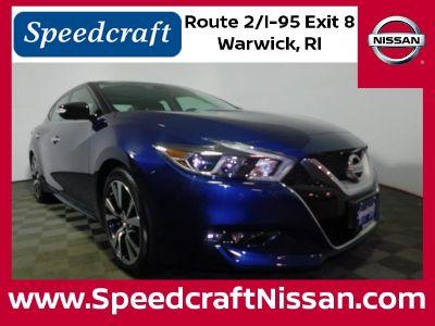 2016 Nissan Maxima (Deep Blue Pearl)