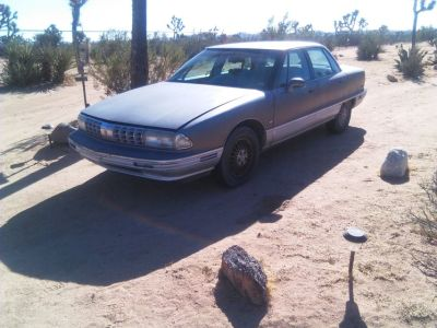 1993 Oldsmobile Regency Elite
