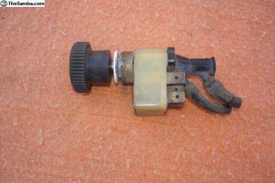 Wiper Switch [2 Speed] 1968 - 1972