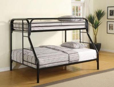 NEW TWIN OR TWIN FULL BUNK BED WITH MATTRESS AND FREE DELIVERY