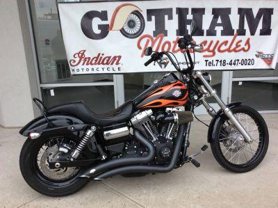 2012 Harley-Davidson Dyna Wide Glide Cruiser Motorcycles Staten Island, NY