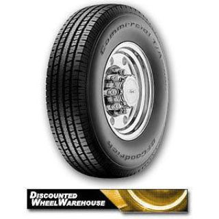 Purchase LT245/75R16 BF Goodrich COMMERCIAL TA ALL SEASON 120/116Q RBL E - 2457516 B89589 motorcycle in Fullerton, California, US, for US $157.64