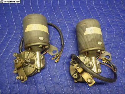 NOS 411 412 Wiper Motor 70-74