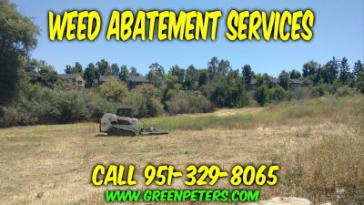 Affordable Weed Abatement - Code Compliance. Call Us Today!