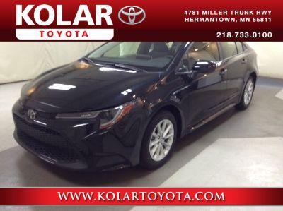 2020 Toyota Corolla (Black Sand Pearl)