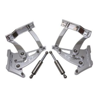 Purchase 1957 57 CHEVY BILLET HOOD HINGES POLISHED. MADE IN U.S.A. motorcycle in Fullerton, California, United States, for US $617.50