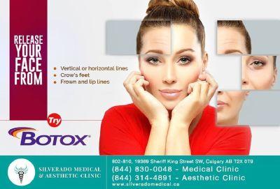 Botox Calgary AB - Advanced Treatments By Dr. Folake Pepple