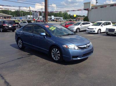 2010 Honda Civic EX-L (Blue)